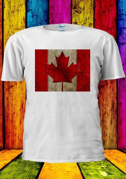 Canottiera Canottiera Canada Ottawa Fashion T-Shirt Canotta Canotta Uomo Donna Unisex 1432 T shirt a buon mercato all'ingrosso T shirt 2019