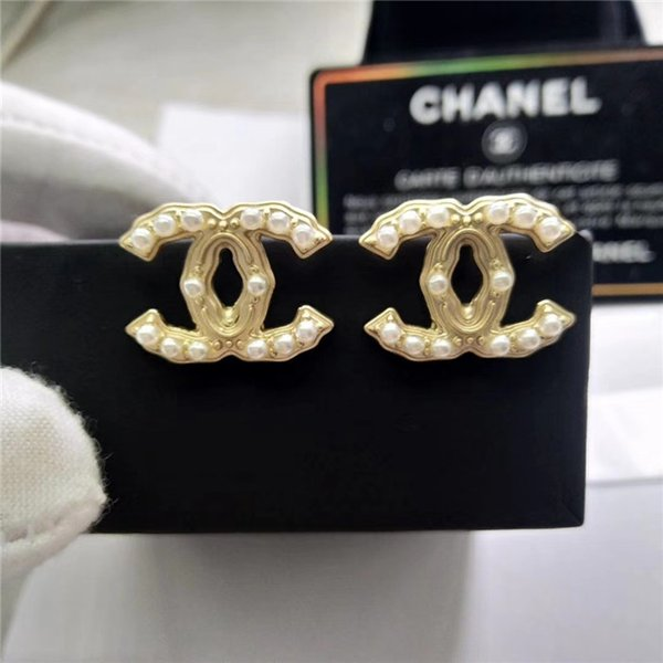 Whole ale price brand jewelry ro e gold color plated de igner earring for women chri tma gift for ladie bright beautiful beautiful, Golden;silver