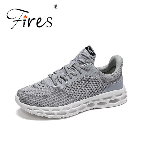 Men's Running Shoes Lightweight Comfortable Men Sneakers Women Breathable Sport Shoes For Outdoor Sports Couple Models