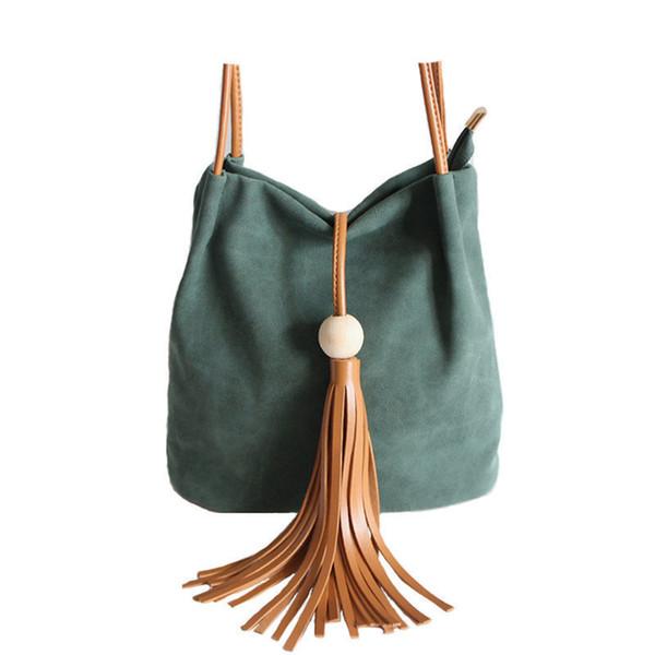 good quality 2019 New Handbags Women Bag Designer Brand Shoulder Bag Female Vintage Satchel Bag Leather Gray Crossbody