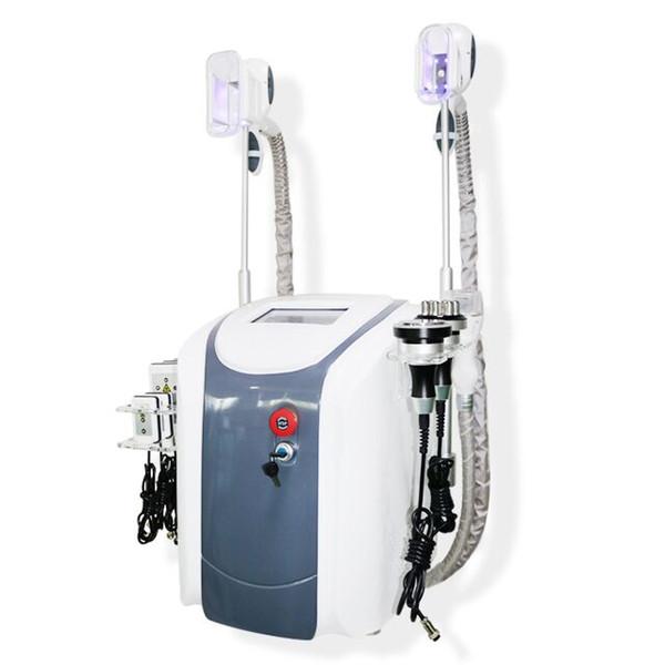 Tragbare Fettabbau Gewichtsverlust Maschine Gesicht RF Ultraschall RF Lipo Laser Multifunktions Abnehmen multifunktionale Maschine