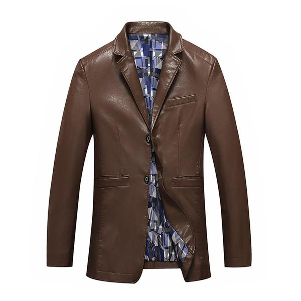 Man's Motorcycle Biker Coat Winter Overcoa Factory Men Leather Jackets Real Genuine Cowhide  Plus Size 10XL 8XL 6XL 5XL 4XL