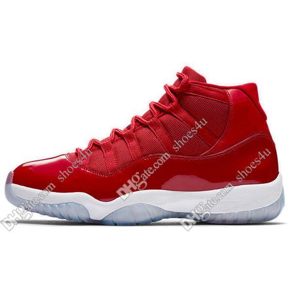 #03 Gym Red (WIN LIKE 96)