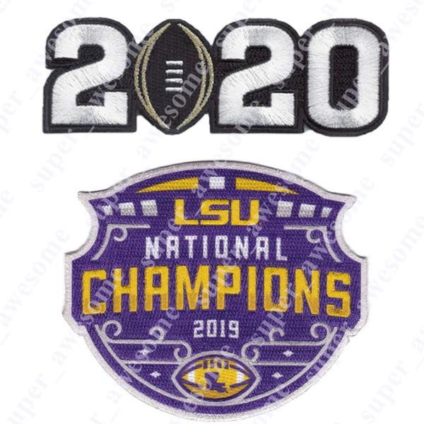 Add 2020White+2019 LSU Championship