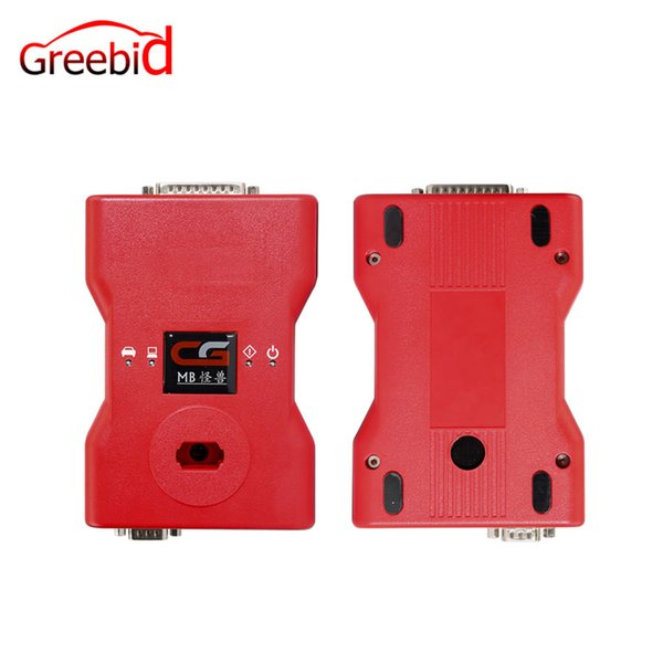 Best CGDI Prog MB for Benz Key Programmer Fastest Way via OBD Support All Key Lost with Online Password Calculate Function