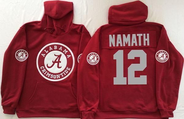 12 Joe Namath