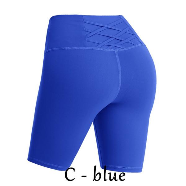 C bleu
