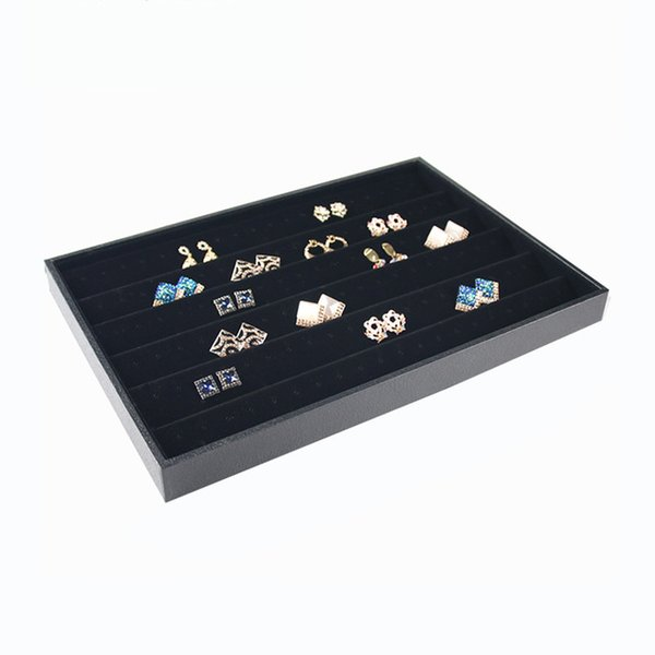 Color:60 holds earrings&Size:35x24x3cm