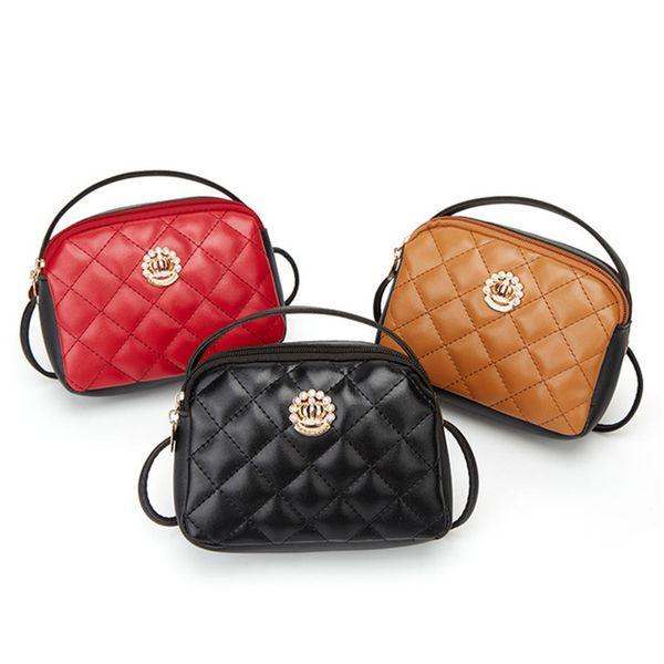 Kids bags Ribbons Striped Designer Handbag 3 Colors Brand Messenger Bags Mini Phone Coin Shoulder Bag Travel Storage Handbag Totes DHL FJ315