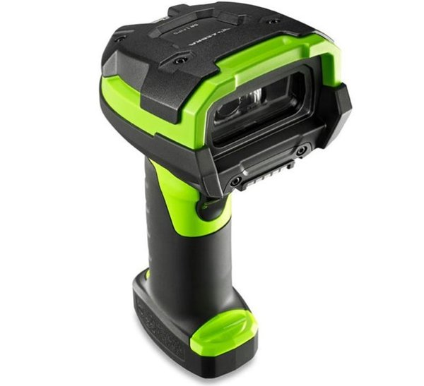 Zebra LI3608-SR 1D Ultra-Rugged Barcode Scanner/Linear Imager with Vibration Motor, Includes Heavy-Duty Shielded 7FT USB Cable