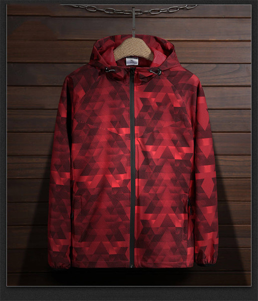Sport Brand Designer Men's Coats Hight Quality Casual Coats Spring Autumn Luxury Streetwear Hip-hop Coats.B100744Y
