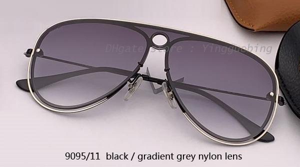 9095/11 nero / grigio sfumato