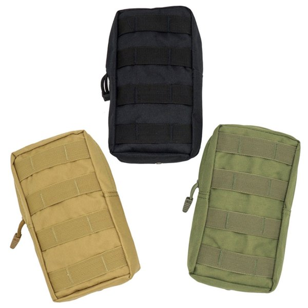 Outdoor Hunting sport tactical pouch Molle camouflage camping mountain Hiking army backpck travel rucksack sling bag 4