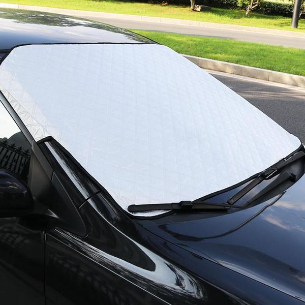 Folding Autofenster Sonnenschutz Windschutzscheibe Sonnenschutz-Abdeckung Schild Vorhang Auto Sonnenschutz-Block Anti-UV-Auto-Fenster-Shade Schutz