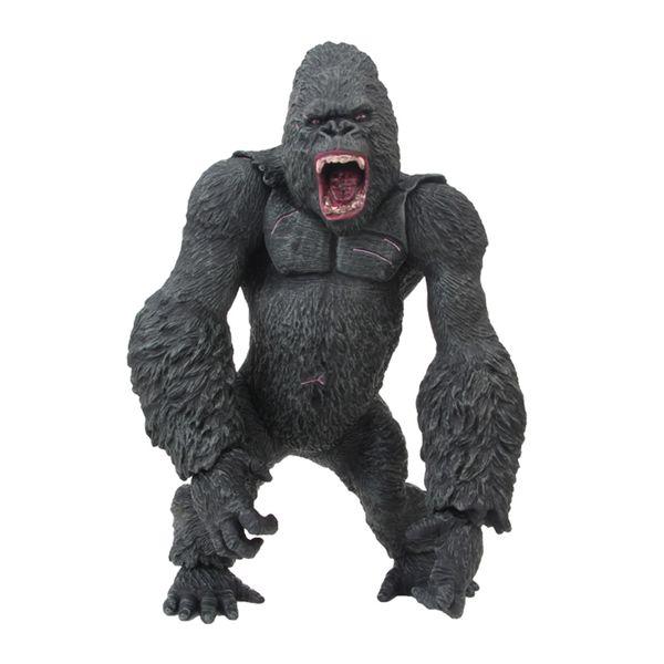 Big Size 35cm movie King Kong Skull Island Action figure Gorilla Anime monkey PVC figure Toys Dolls Gifts