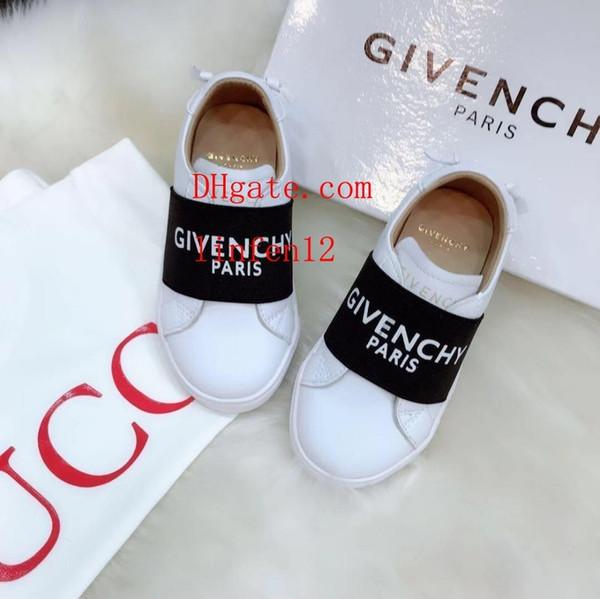gama alta niños niños niñas entrenadores zapatos deportivos verano zapatos blancos