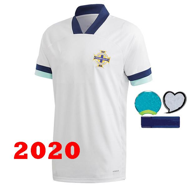 2020 Away White 3 Patch