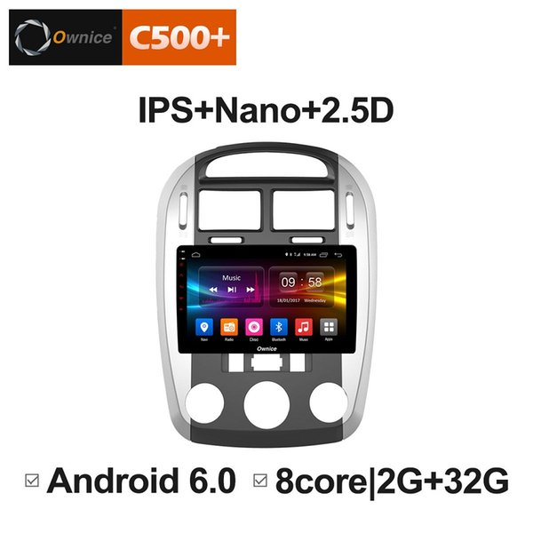 """9"""" 2.5D Nano IPS Screen Android Octa Core/4G LTE Car Media Player With GPS RDS Radio/Bluetooth For Kia cerato 2012-2016 #5884"""