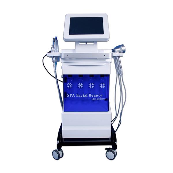 Hydra dermabrasion Microdermabrasion Bio Spray mist gun photon light 5 in 1 multi-functional hydra facial cleaning machine factory price