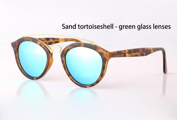 sand leopard green