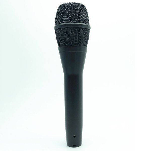 2019 nuevo LC buen sonido instrumento musical vocal karaoke grabación Micrófono dinámico micrófono mike dhl envío
