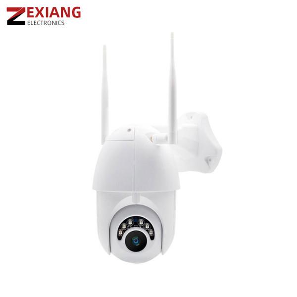 mini wifi outdoor waterproof pan and tilt onvif wireless ptz 1080p speed dome cctv camera
