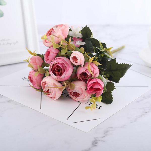 Роза Темно-Розовый