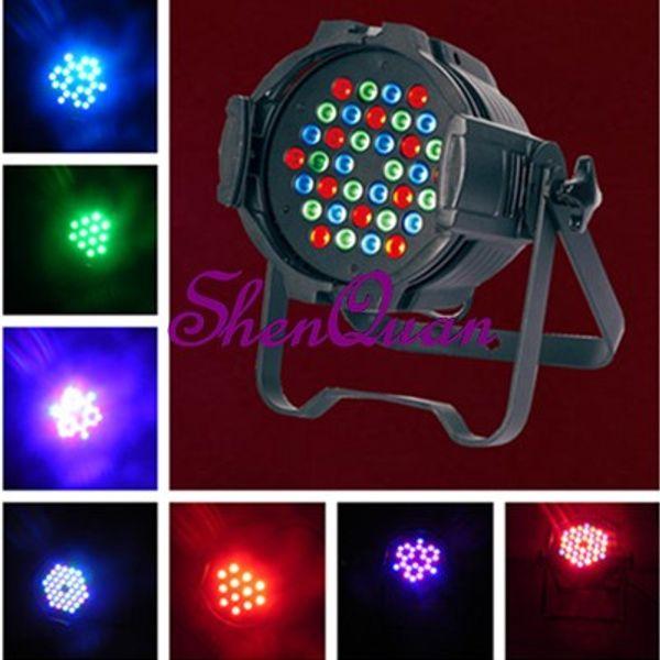 Excellent RGB 36 LED DMX party DJ disco bar LED par light,3w led par can light