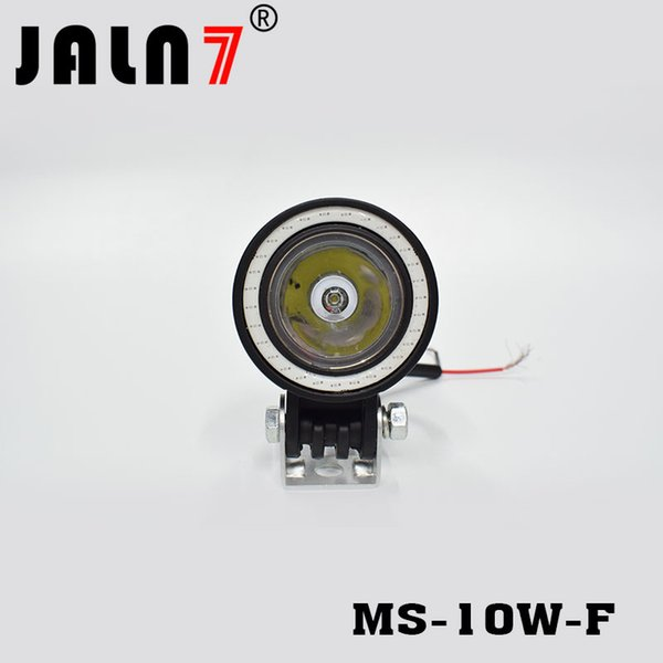 """2""""inch CREE chip 10W LED Work Light With COB LED Halo Ring DRL 12V Car SUV ATV Offroad LED Driving Motorcycle Truck"""