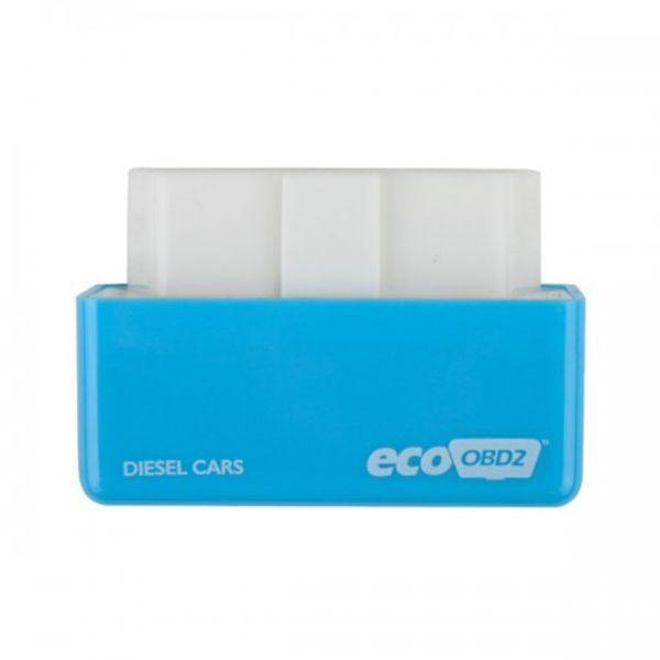 High Quality EcoOBD2 OBD ECU Tool Plug and Drive EcoOBD2 Economy Chip Tuning Box for Diesel Cars 15% Fuel Save Free Shipping