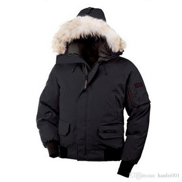 18FW plumón de ganso caliente chaqueta de deportes al aire libre Abajo color sólido Hombre Mujeres alta calidad invierno frío al aire libre Parque HFYRF008 Escudo