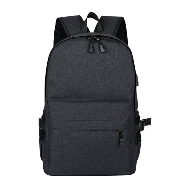kkmhan brand menbusiness lapcasual backpack student bag outdoor travel backpack with usb dropshipping bolso mochila mujer