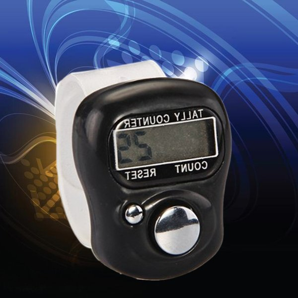 Digital Electronic 5 Digit Tally Counter Measureing Tool Row//Stitch Marker