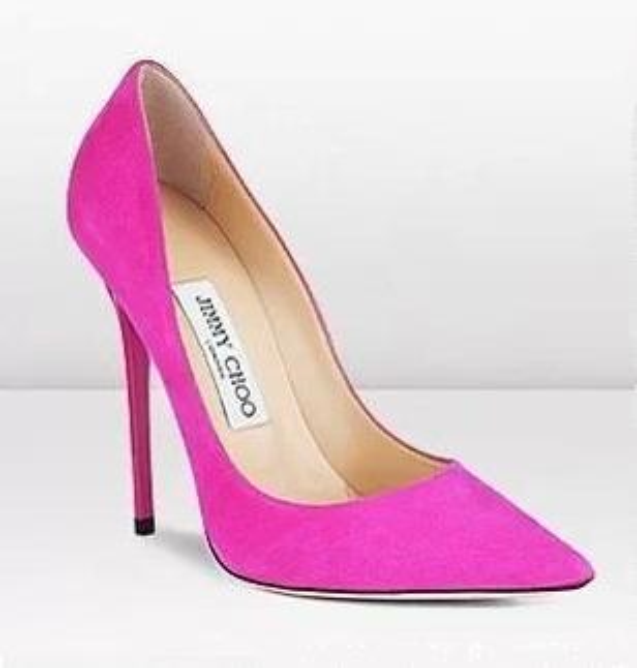 Jimmy KC Choo High Heels heels 1 Platform Pumps Nude Patent Leather Peep-toe Women Dress Sandals Shoes d6
