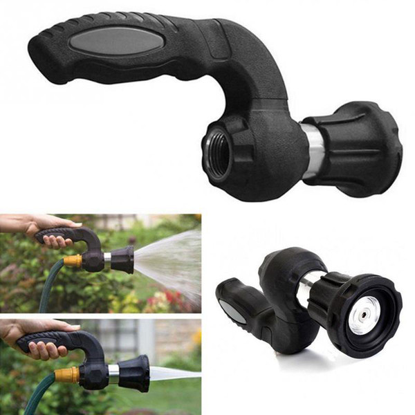top popular Mighty Blaster Hose Nozzle Lawn Garden Super Powerful Home Original Car Washing for Gardeningdirty vehicles, or driveways. 2021