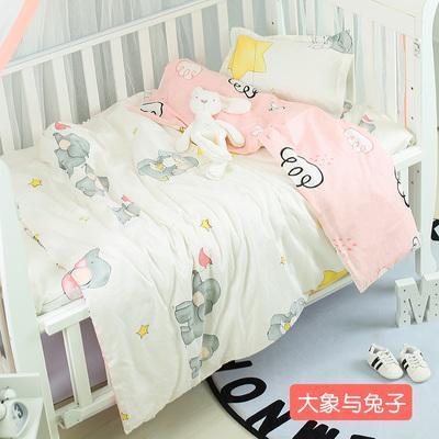 Promotion! 3PCS baby bedding 100% cotton set for newborn crib linen cot boy girl,include(Duvet Cover/Sheet/Pillow Cover)