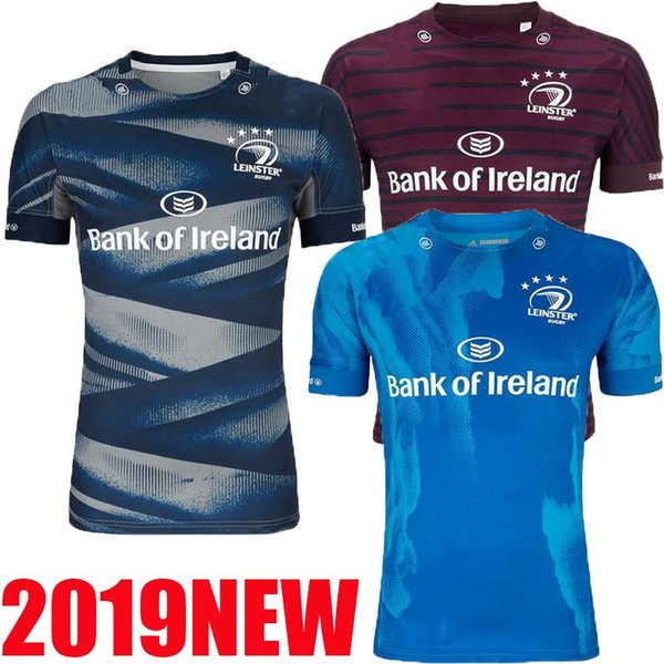 best selling 2019 2020 Leinster rugby jersey 19 20 home away EUROPEAN ALTERNATE best quality LEINSTER irish rugby club shirt size S-3XL