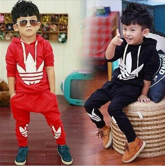 2020 new Boys girls children's clothes spring and autumn suit spring clothes new children's wear Korean version children's sports