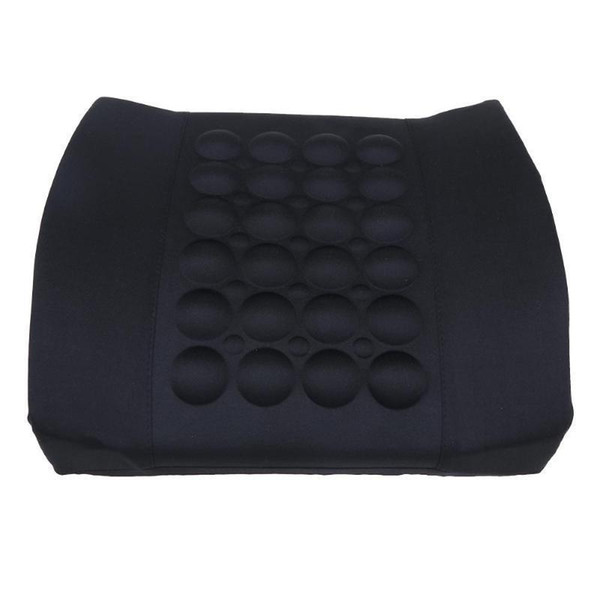 Vodool Universal Electric Massage Car Backrest Waist Support Lumbar Support Pillow Waist Safety Chair Cushion High Quality C19041201
