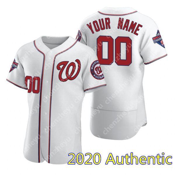 2020 Otantik / Beyaz Kırmızı / Erkek