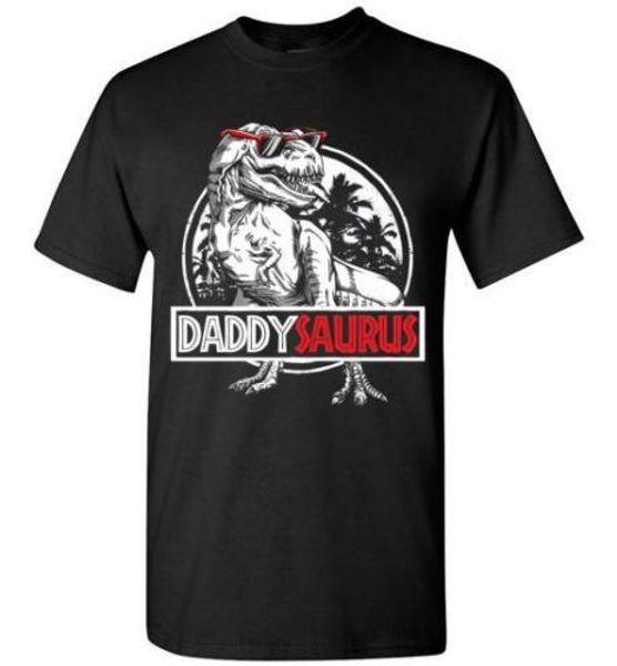 0bd9540a1 Daddysaurus Shirt T Rex Daddy Dinosaur Men Dad Papa T Shirt ...