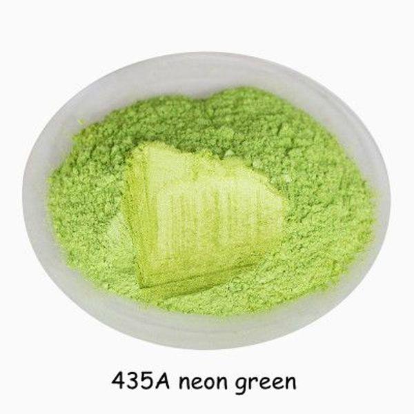 435A verde neón