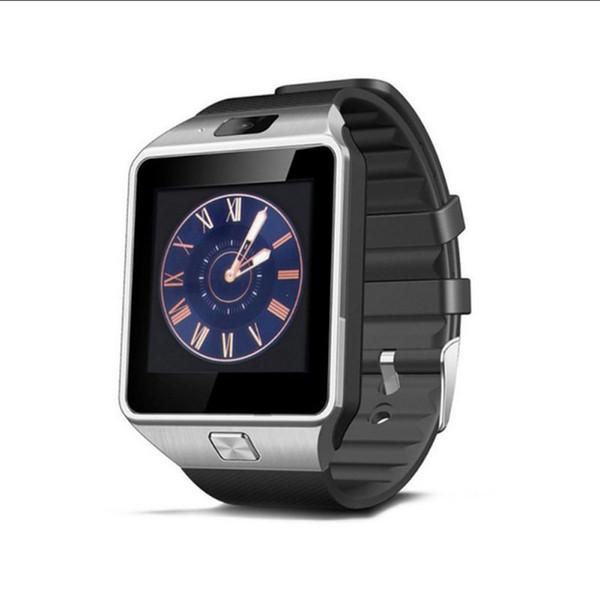 lo último e4e38 1c3de Relojes Moviles DZ09 Smartwatch Smart Watch Reloj Digital Para Hombre Para  Apple IPhone Samsung Android Teléfono Móvil Bluetooth Tarjeta SIM TF Cámara  ...