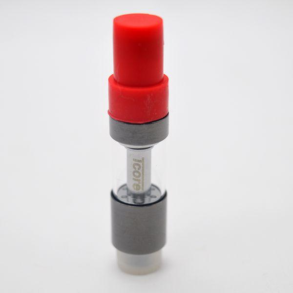 6*1.2mm oil holes Amigo Liberty X5 vape cartridges 0.5ml ceramic coil Vape Cartridges 1.2ohm e cig vaporizer with logo