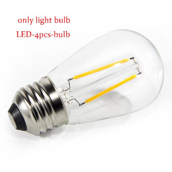 Светодиодная лампа 4шт