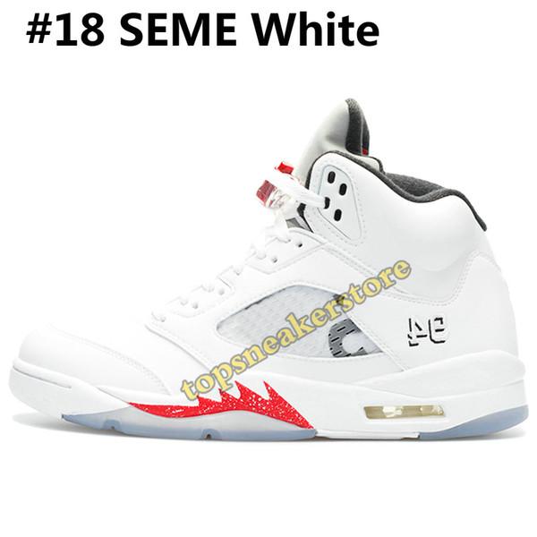 #18 SEME White