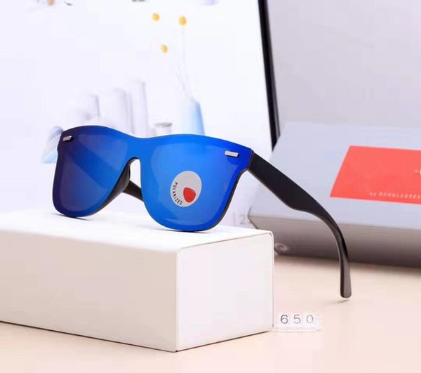 New Arrivals Luxury Design 5 Colors Couples Sunglasses Sport Sun glasses With full set of packaging Free shipping 98017.