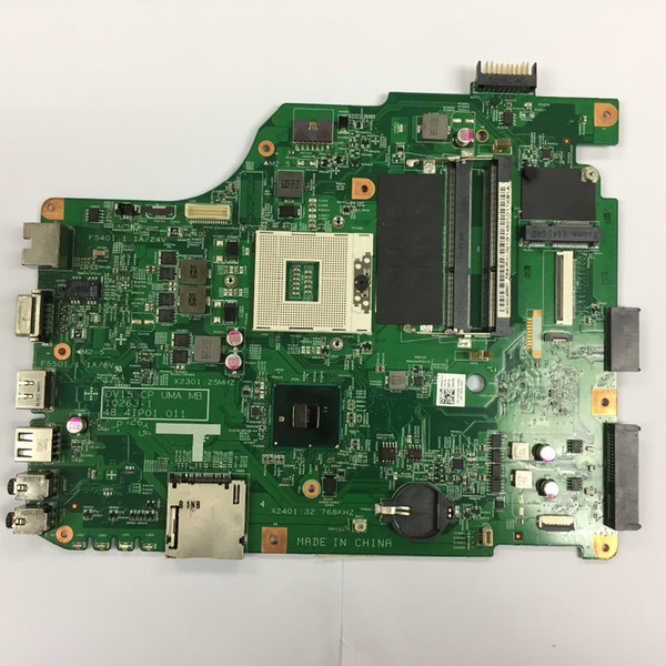 High quality for Vostro V1540 N5040 Laptop Motherboard pavilion CN-0X6P88 0X6P88 CN-0RMRWP RMRWP HM57 DDR3 100% tested OK