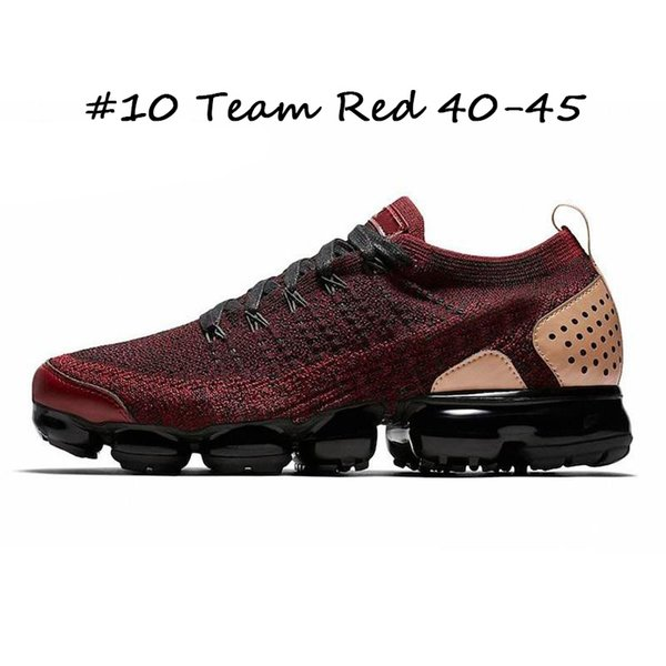 10 Equipo Red40-45