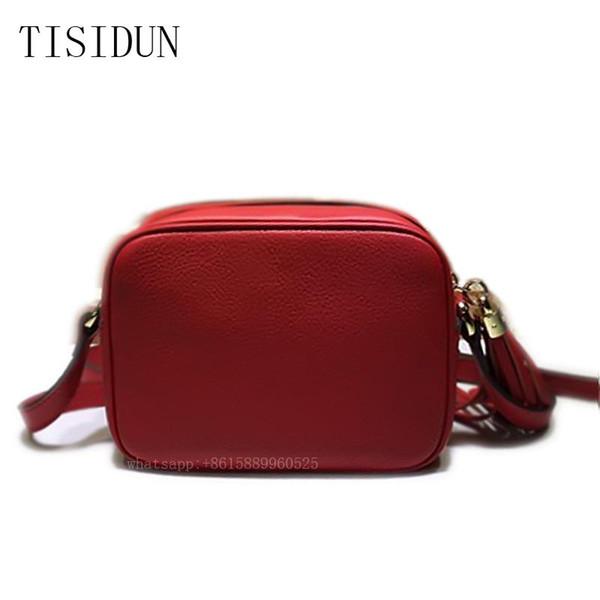 HEISS! Fashion classic Luxus Frauen Taschen 2016 europäischen 100% Echtes Leder Frau Taschen Totes Handtaschen Umhängetaschen Gold Hardware